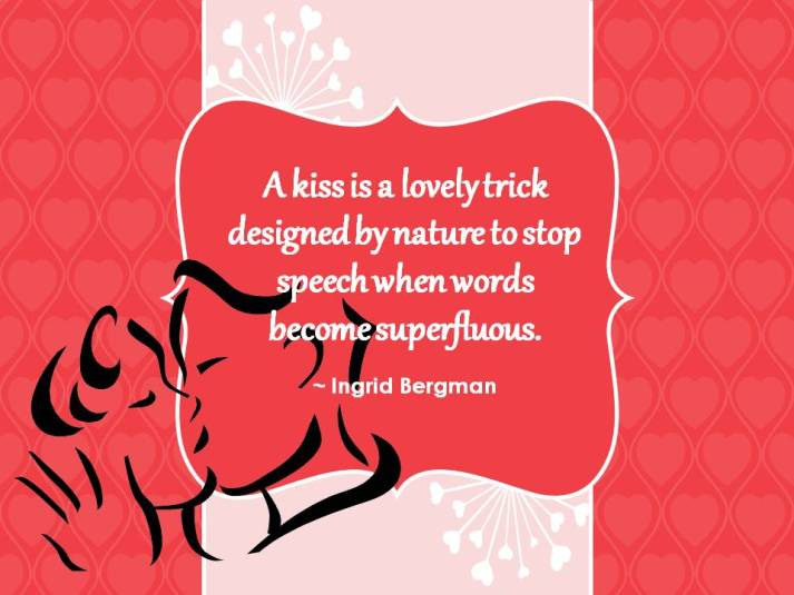A Kiss is a Lovely Trick