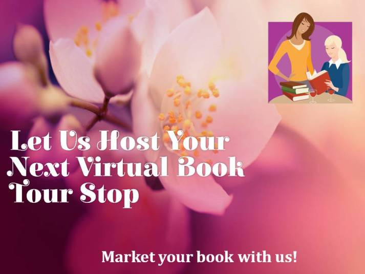 Let Us Host Your Next Virtual Book Tour