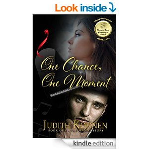 One Chance, One Moment by Judith Kohnen available on Amazon