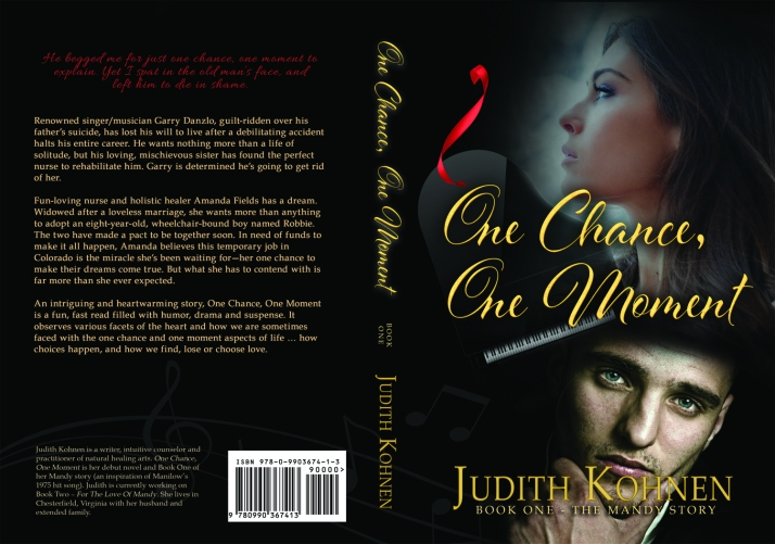 One Chance, One Moment Book Cover